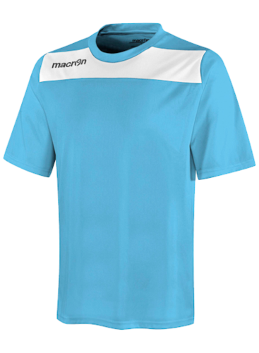 Macron Andromeda shirt Lichtblauw