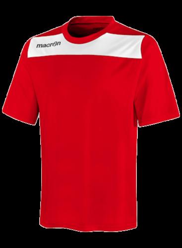 Macron Andromeda shirt Rood