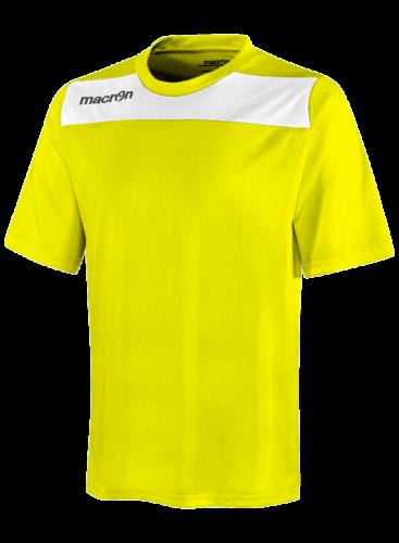 Macron Andromeda shirt geel
