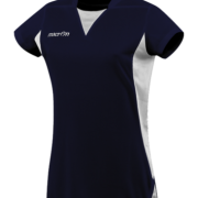 Macron Iridium Shirt Zwart Wit