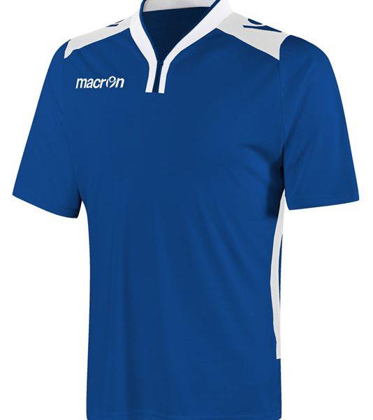 Macron Jupiter Shirt Blauw