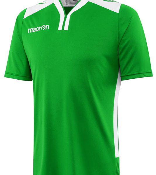 Macron Jupiter Shirt Groen