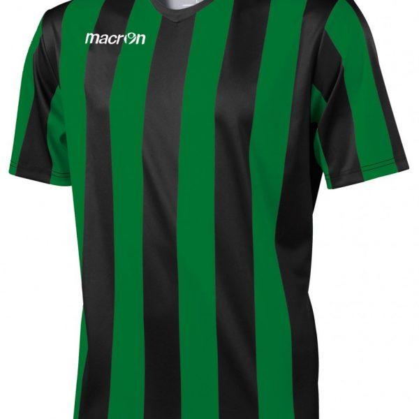 Macron Maia Shirt Groen Zwart