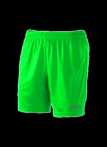 Macron Mesa Short Neon Groen