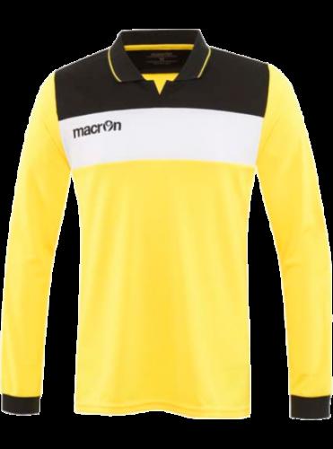 Macron Naos Keepersshirt Geel