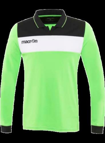 Macron Naos Keepersshirt Groen