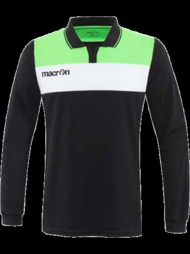 Macron Naos Keepersshirt Zwart
