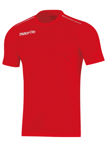 Macron Rigel Shirt Rood