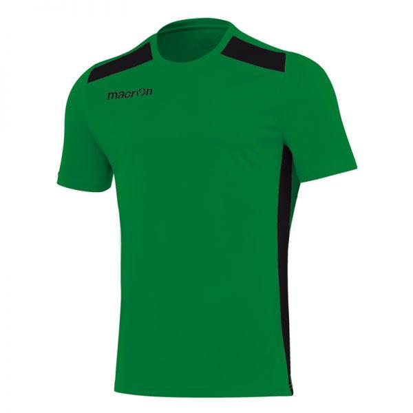 Macron Sirius Shirt Groen Zwart
