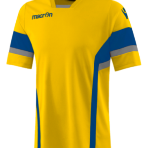 Macron Strength Shirt Geel