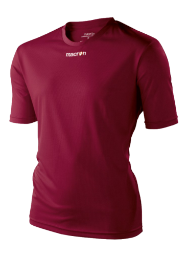 Macron Team Shirt Cardinal