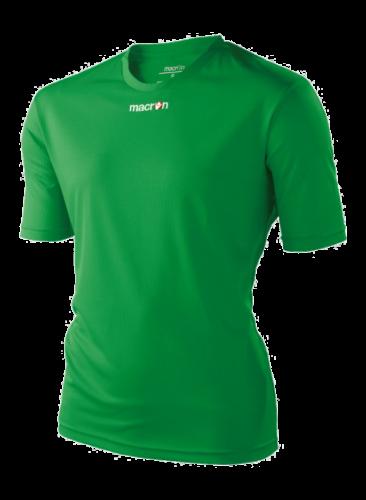 Macron Team Shirt Groen