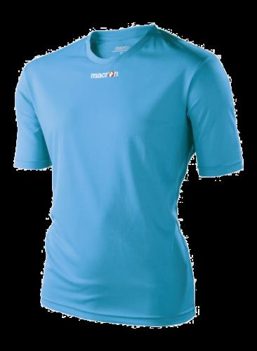 Macron Team Shirt Lichtblauw