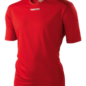 Macron Team Shirt Rood