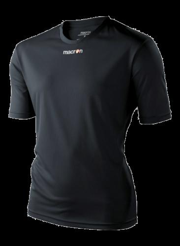 Macron Team Shirt Zwart