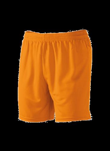 Macron Team Short Oranje