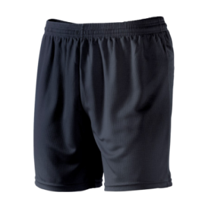 Macron Team Short Zwart