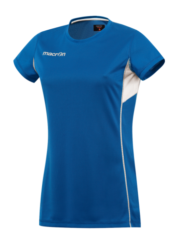 Macron Agnes Running Shirt Blauw