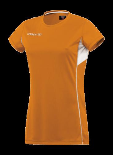 Macron Agnes Running Shirt Oranje
