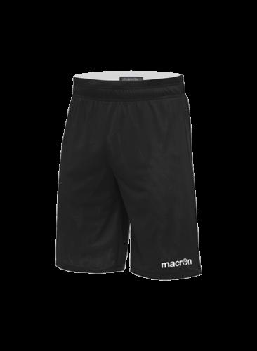 Macron Denver reversible Basketbalbroek Zwart wit