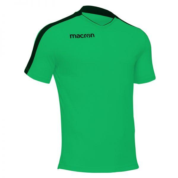 Macron Earth Shirt Groen Zwart